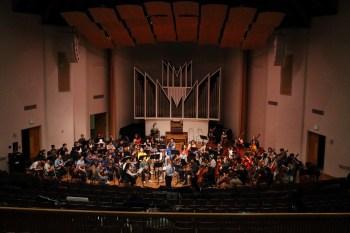 WWU Performing Arts Center Concert Hall