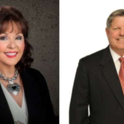2017 honorees 2017 honorees Janet Vackar and Paul Moxley