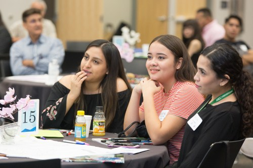 STC held its sixth annual INNO Conference, discussing preparing students for the workforce and jobs of the future. (photo STC)