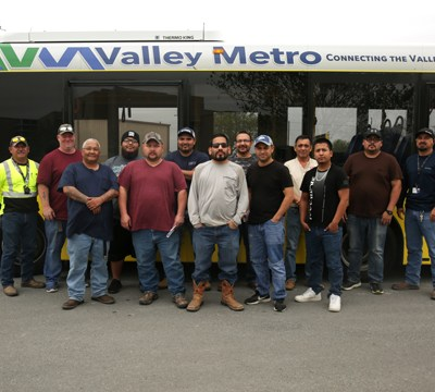 TSTC Professional Bus Driver Training