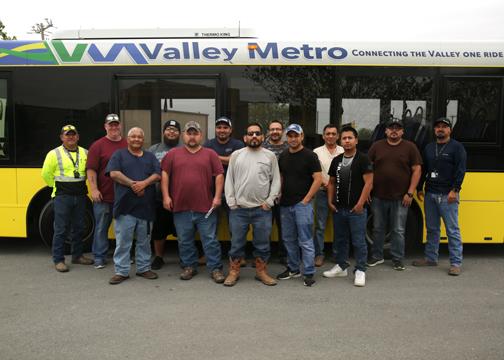 TSTC Professional Bus Driver Training