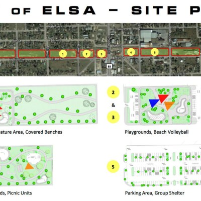 City of Elsa Community Trail Park