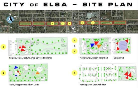 City of Elsa Community Trail Park
