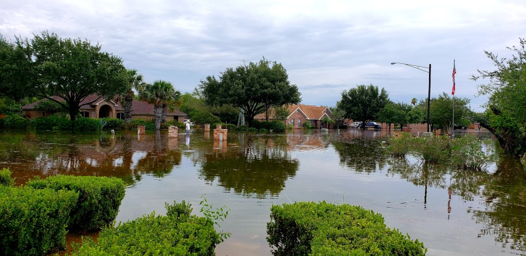The morning of June 25, Lago Drive took on its namesake. It looked like a lake as homeowner James Terry assessed the damage and the depth of the water at the end of his driveway. During Hurricane Dolly in 2008, the water didn't even reach halfway up the driveway, making the recent storm quite a surprise for residents on this street. More than half the homes on Lago received water damage inside. Just about a mile away, areas hit harder included Palm Valley, the home of the Harlingen Country Club, and along Bass Boulevard north of the Interstate. Willacy County, including Raymondville, was also hit extremely hard by the June storm.