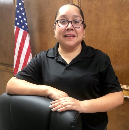 San Benito EDC Executive Director Rebeca Castillo