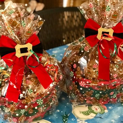 Holiday treats by Shannon's Sweets.