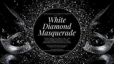 White Diamond Masquerade