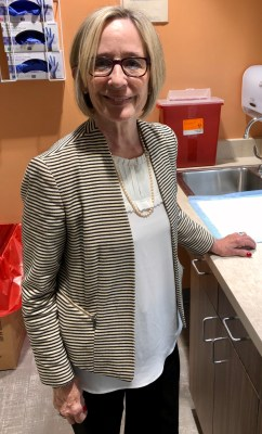 Linda Nelson is the senior director of clinical operations for the UTRGV School of Medicine.
