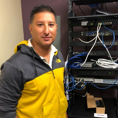 Esteban Mejia Jr., founder and owner of Sky I.T. Solutions