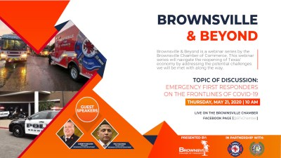 Brownsville emergency COVID