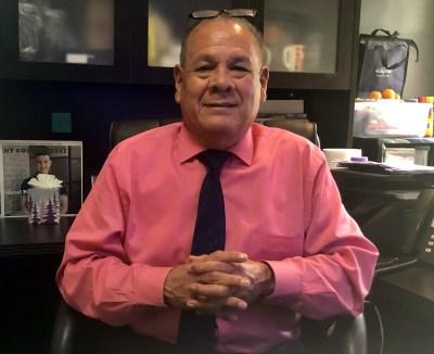 Victor Perez, executive director, Pharr EDC
