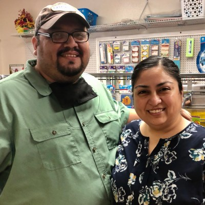 Patrick and Rebecca Alvarez are teachers/owners of Super Teachers Supply.