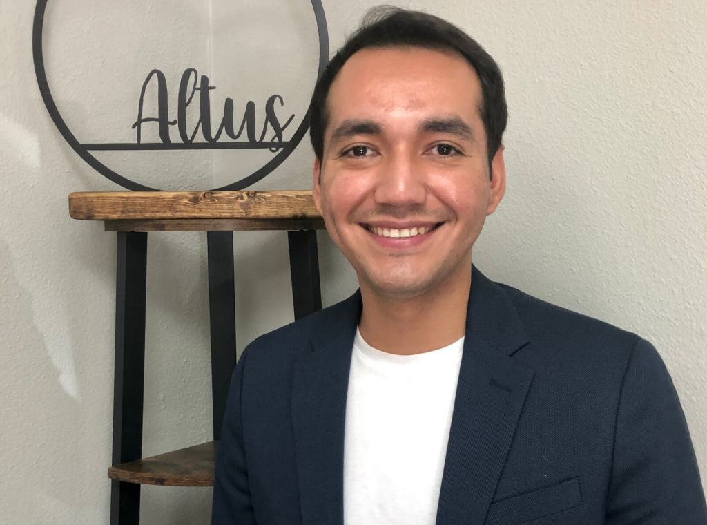 Hector Cardoza hopes to find new opportunities in Brownsville and RGV real estate.