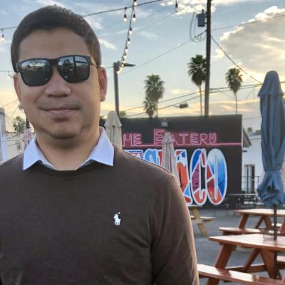 Weslaco entrepreneur Mario Mendiola says The Eatery is giving the Mid-Valley a new attraction.