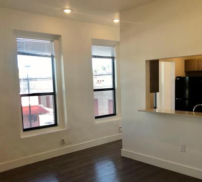 The Botica Lofts in Brownsville come in one- and two-bedroom units.