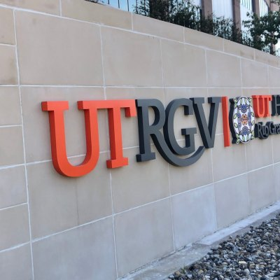UTRGV's main campus is in Edinburg as well as the main office of its regional medical school.
