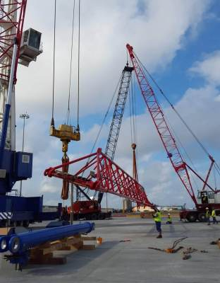 Recent developments and growth at the Port of Brownsville spur the creation of new training programs at VIDA. (Courtesy)