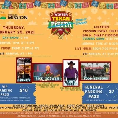 Winter Texan Fiesta 2021
