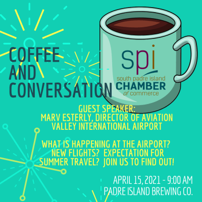 SPI Coffee and Conversation, April 2021
