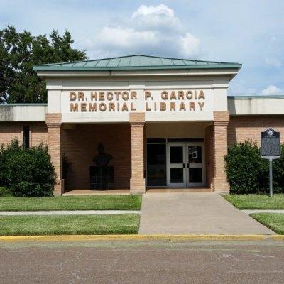 Dr. Hector P. Garcia Memorial Library