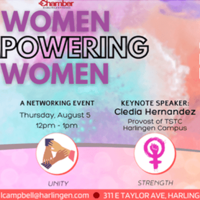 Women Empowering Women - Cledia Hernandez