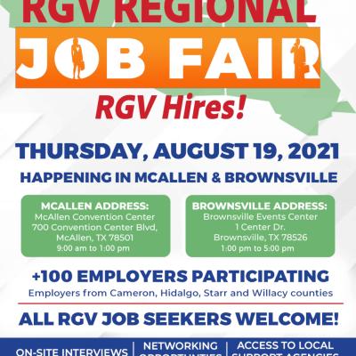 RGV Regional Job Fair