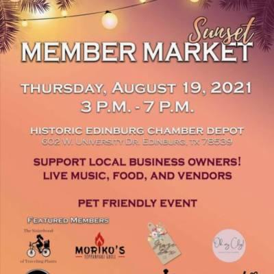 Sunset Member Market