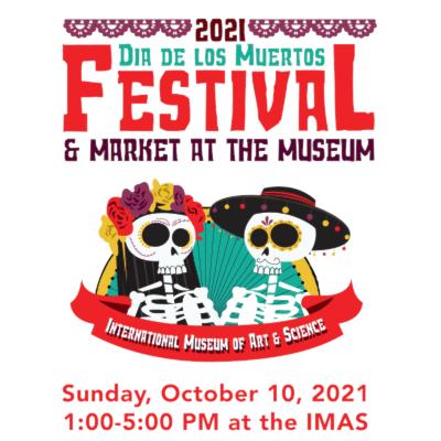 Dia de los Muertos Festival and Market