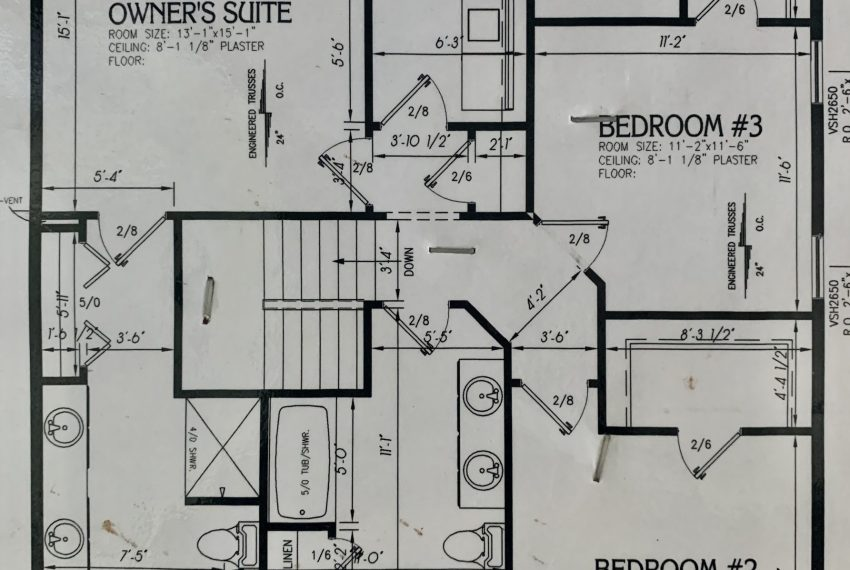 26 Second Floor Plan