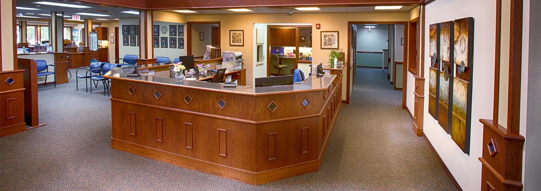 Valley Eye Associates office