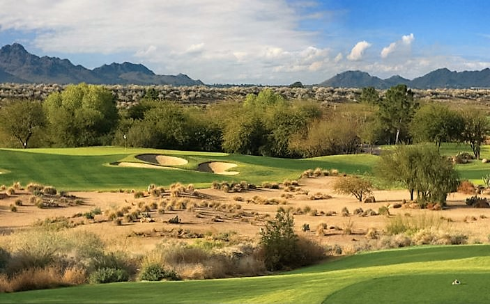 Rivaling its famous sister course in both beauty and playability, the Randy Heckenkemper-designed Champions Course offers an ideal desert golf experience. Built on the former site of TPC Scottsdale's Desert Course, the layout was completely revamped in 2007 to flow seamlessly within the naturally rugged terrain, meandering between natural ravines and through picturesque foothills. The course was crafted to balance strategy with design, so as not to favor any one type of play. Each hole can be played a multitude of ways – providing golfers of all skill levels with a challenging experience that can be significantly different each time they play. A quartet of challenging finishing holes adds an acclaimed ending stretch that promises to leave even the best players with goose bumps.