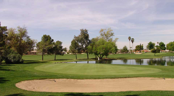 In the Phoenix area, discover one of the northwest valley's hidden treasures… Less than five minutes from the 101 Freeway and Union Hills Drive lies one of the valley's best kept secrets… Union Hills Golf & Country Club. A semi-private club with all the amenities you would expect A Championship Greg Nash designed 18-hole golf course; first class practice facilities, A clubhouse featuring Large Dining Room, The Del Grill and Cocktail Lounge