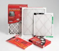 Furnace filters in Olds.