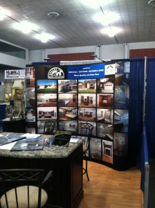 Valley Home Builders Exhibitors Booth