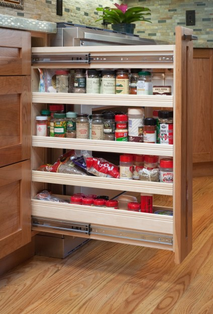 Sunnyvale Kitchen Spice Drawer (OK)