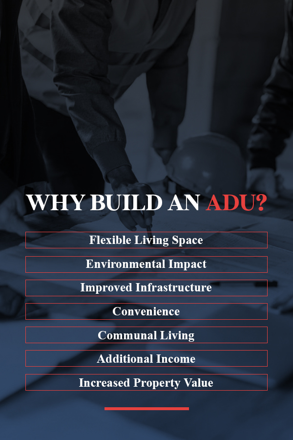 reasons why you should build an ADU