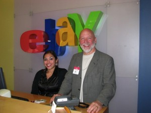Meeting with eBay Marketing Staff