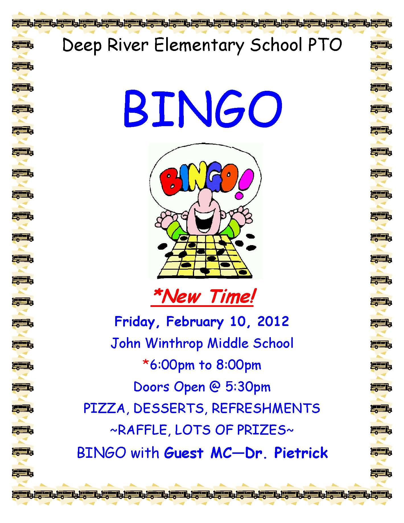 Bingo Flyers Bingo Flyer Templates And Printing