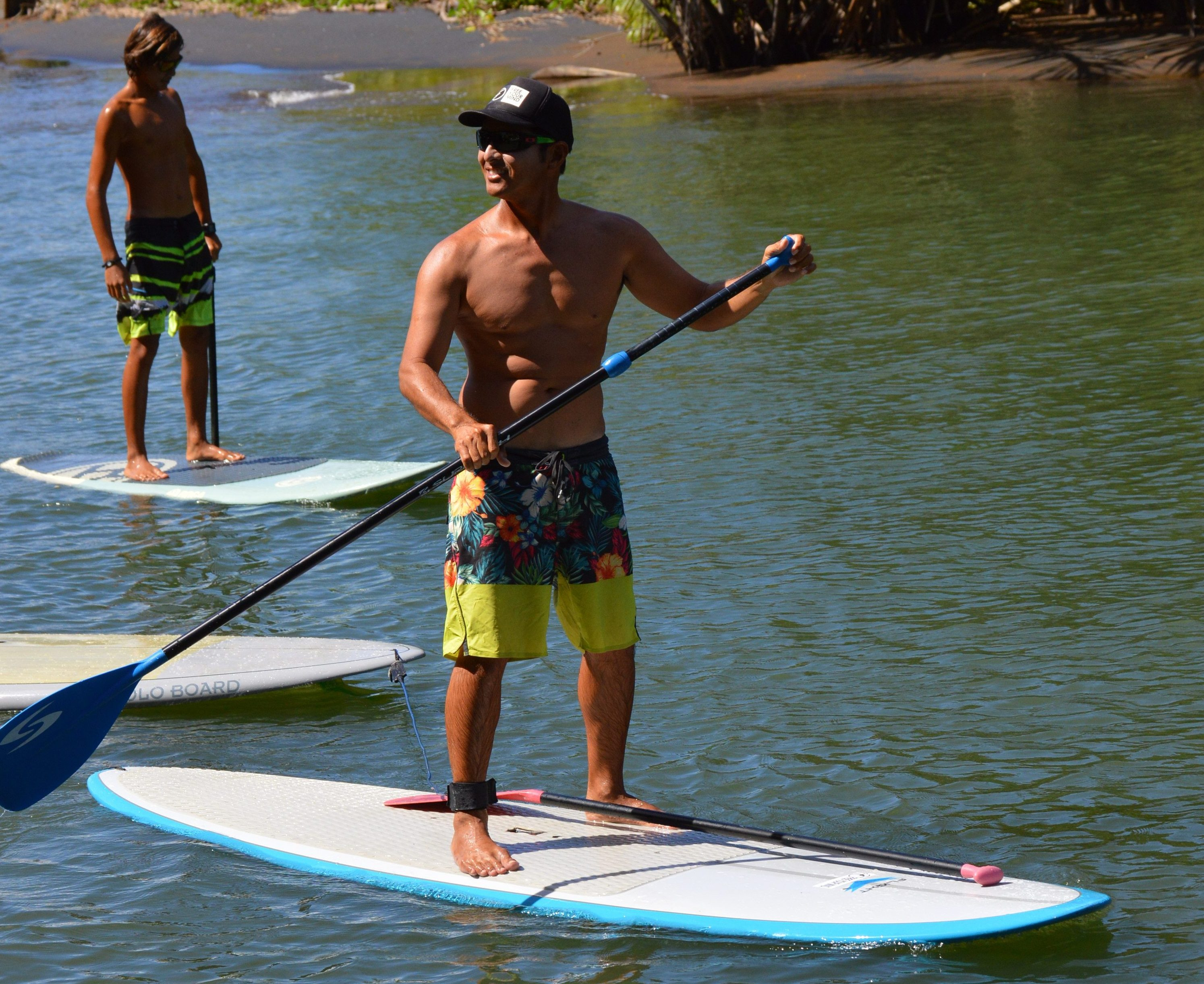 Paddle Board, Stand Up Paddle Boarding Guam, Things to Do On Guam, Tour for all Ages