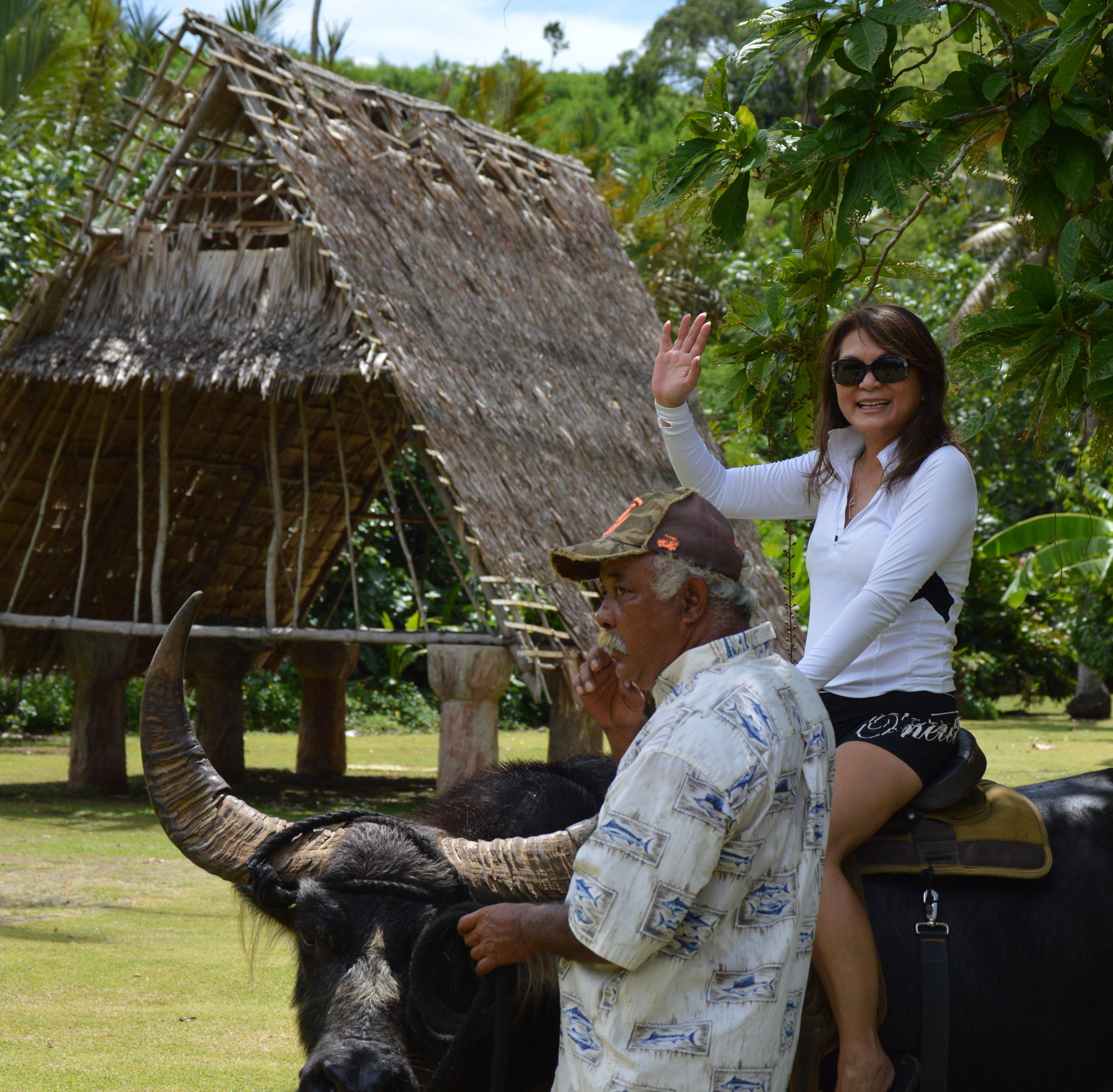 Guam's Valley of the Latte Adventure Park Tours and Activities and Adventures