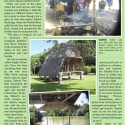 The Guam Daily Post Card