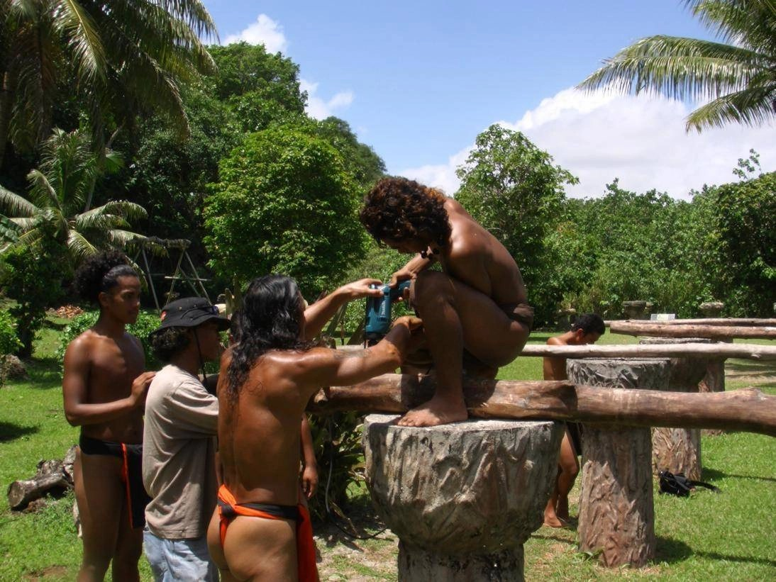 The Valley of the Latte Adventure Park Guam Tours, Activities, and Ulitao
