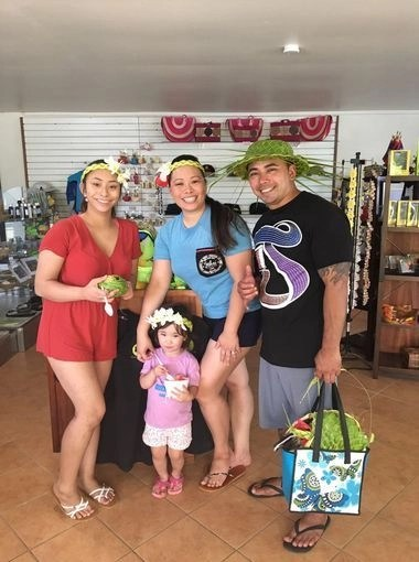 Make a wish The Valley of the Latte Adventure Park Guam Tours, Activities, Adventure