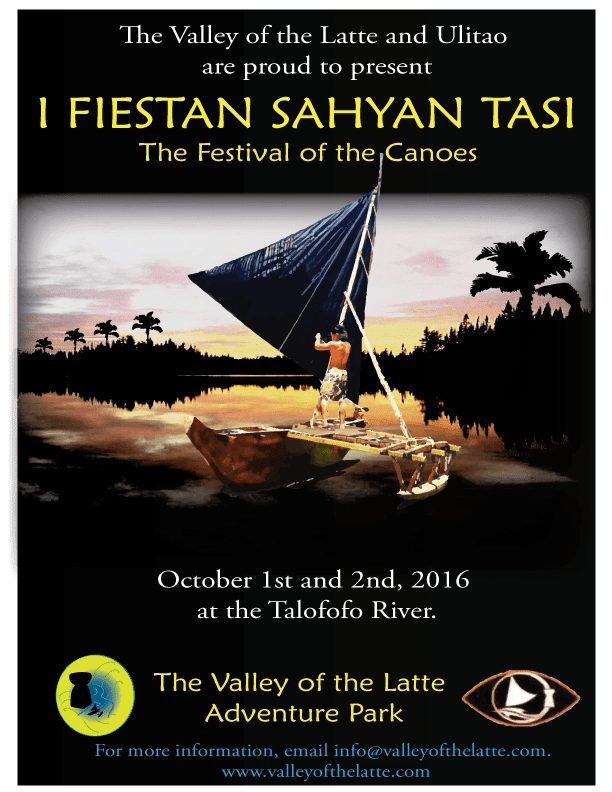 Festival of the Canoes, Guam, Valley of the Latte Adventure Park, Cultural Adventure