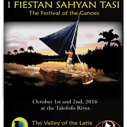 I Fiesan Sahyan Tasi- the festival of the canoes at the Valley of the Latte Adventure Park, Guam Tours Activities and Adventures