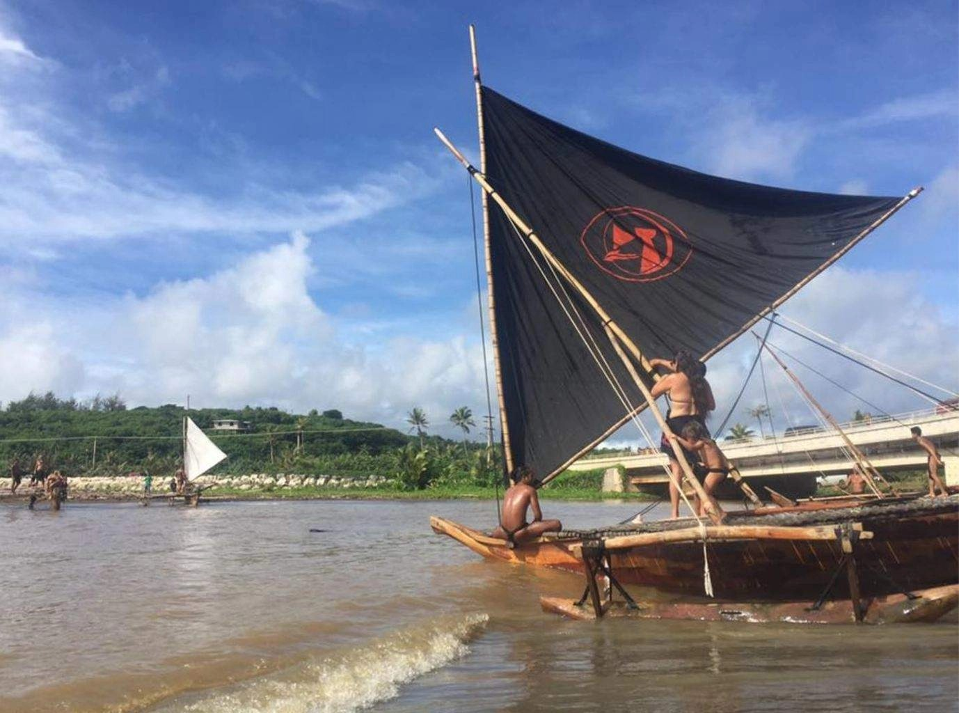 I Fiestan Sahyan Tasi - The Festival of the Canoes - Tradition, Heritage, Culture, Adventure, Tours, History, Chamorro, Guam, Canoes
