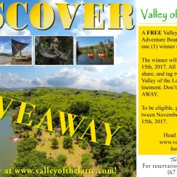 The valley of the latte guam giveaway, contest, events, adventure river boat cruise, tours, activities, travel