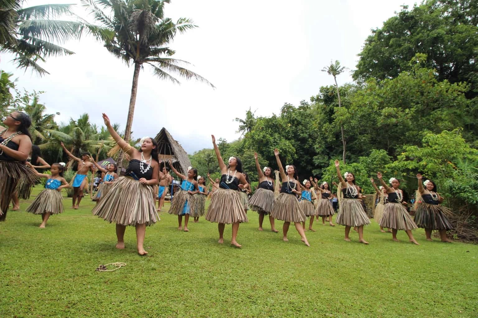 Valley of the Latte Adventure Park, Guam, Cultural Celebration, Dinana Pa'a Taotao Tano