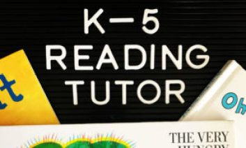 sonoma k-5 reading tutor