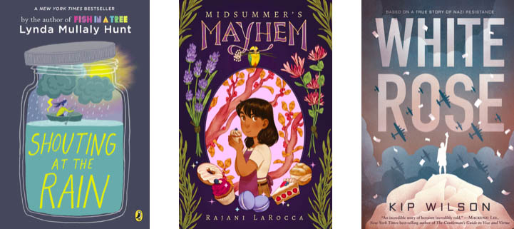 Middle Grade/ Young Adult Lit Titles